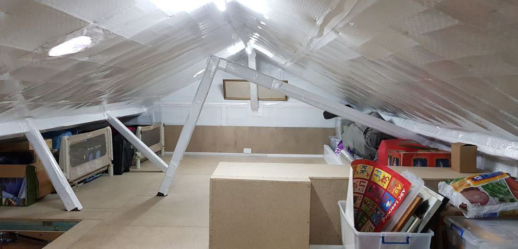 Multi-Purpose Attic Room Sydney